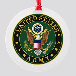 US Army Ornament