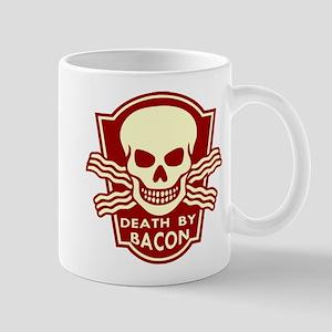 Death By Bacon Mug