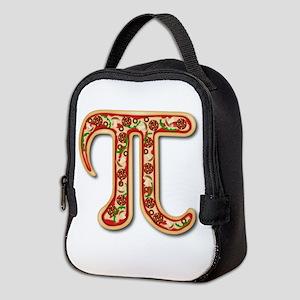 Pizza Pi Neoprene Lunch Bag