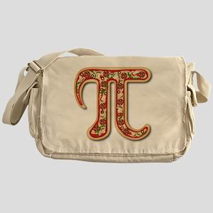Pizza Pi Messenger Bag