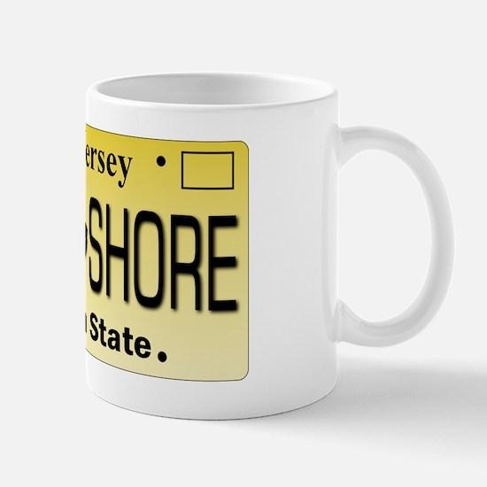 Jersey Shore Tag Giftware Mug