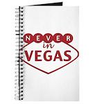 Never in Vegas Journal