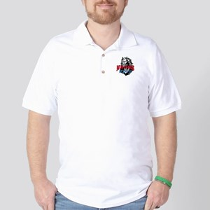 MUSTANGS RULE Golf Shirt