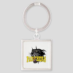 PANTHERS MASCOT Keychains
