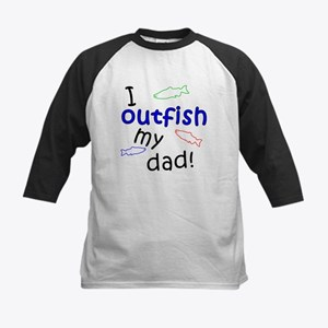 outfishdad10x10.jpg Baseball Jersey