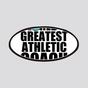 World's Greatest Athletic Coach Patch