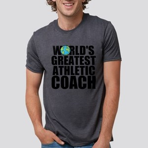 World's Greatest Athletic Coach T-Shirt
