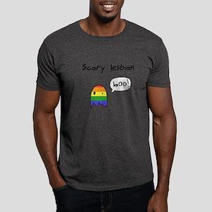 Scary Lesbian Dark T-Shirt