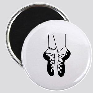 IRISH DANCE SHOES ONE COLOR Magnets