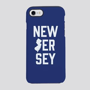 New Jersey Blue iPhone 7 Tough Case