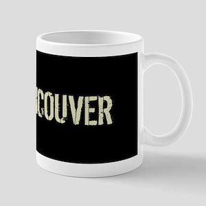 Canadian Flag: Vancouver Mug