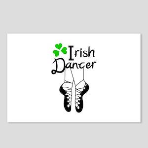IRISH DANCER Postcards (Package of 8)