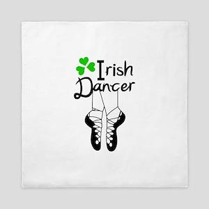 IRISH DANCER Queen Duvet