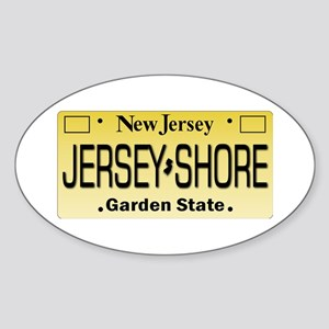 Jersey Shore Tag Giftware Sticker