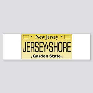 Jersey Shore Tag Giftware Bumper Sticker