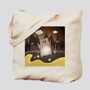 Too much honey to Bear Tote Bag