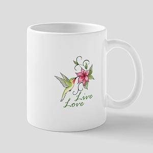 LIVE LOVE Mugs