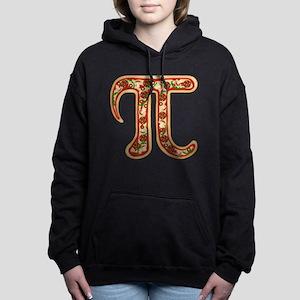 Pizza Pi Women's Hooded Sweatshirt