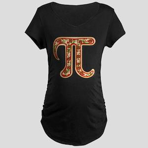 Pizza Pi Maternity T-Shirt