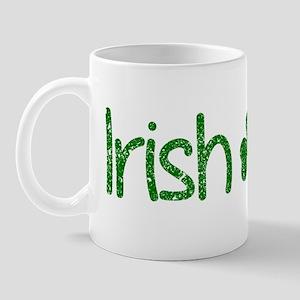 Irish Girl Shamrock Mug
