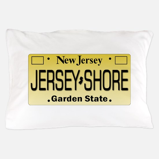 Jersey Shore Tag Giftware Pillow Case