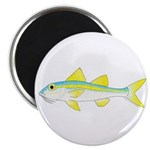 Yellow Goatfish Magnets