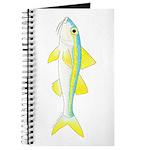 Yellow Goatfish Journal