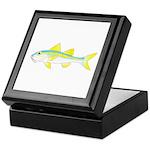 Yellow Goatfish Keepsake Box