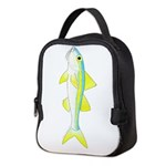 Yellow Goatfish Neoprene Lunch Bag