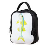 Yellow Goatfish Neoprene Lunch Bag