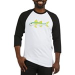 Yellow Goatfish Baseball Jersey
