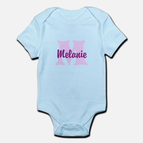 CUSTOM Lilac Purple Monogram Body Suit