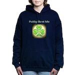 Paddy Sent Me Women's Hooded Sweatshirt