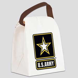 US Army Canvas Lunch Bag