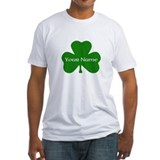 St patricks day Fitted Light T-Shirts