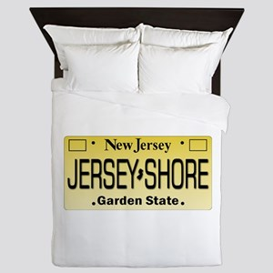 Jersey Shore Tag Giftware Queen Duvet