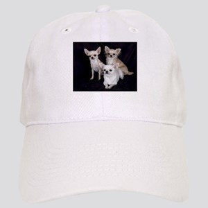 Adorable Chihuahuas Cap