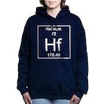 72. Hafnium Women's Hooded Sweatshirt