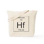 72. Hafnium Tote Bag