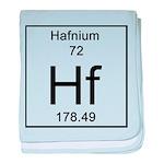 72. Hafnium baby blanket