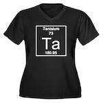 73. Tantalum Plus Size T-Shirt