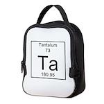 73. Tantalum Neoprene Lunch Bag