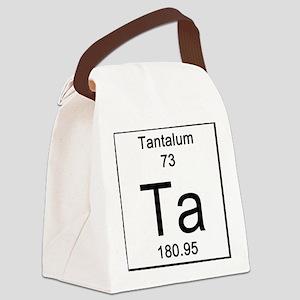 73. Tantalum Canvas Lunch Bag