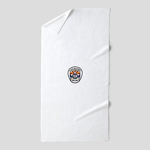 Chandler Police Beach Towel
