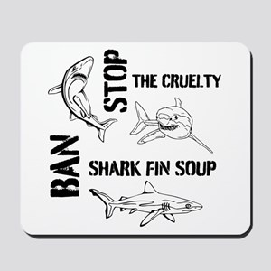 Stop The Cruelty Mousepad