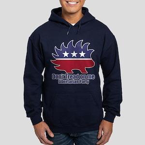 Libertarian Party Hoodie (dark)
