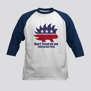 Libertarian Party Kids Baseball Jersey