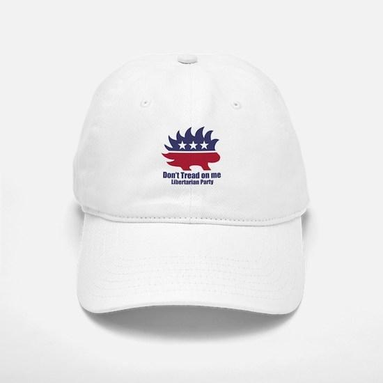 Libertarian Party Baseball Baseball Cap