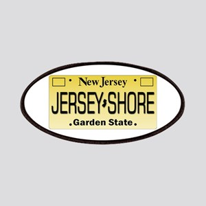 Jersey Shore Tag Giftware Patch