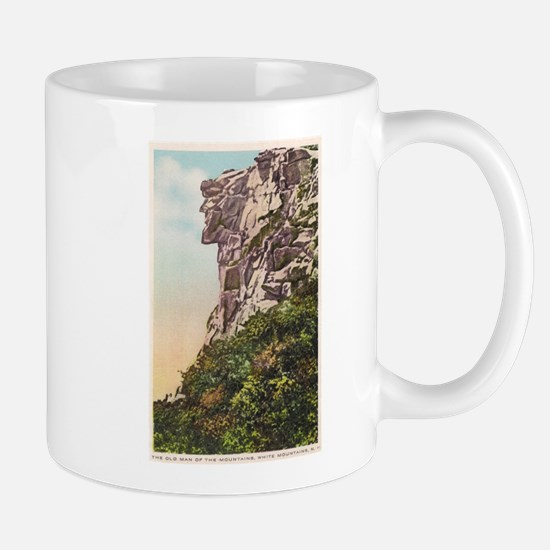 Old Man Of The Mountains Mug Mugs